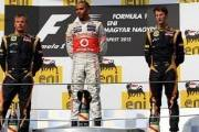 F1 2012 - GP Ungaria - Clasament final