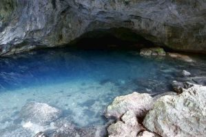 Cave diving - Antalya